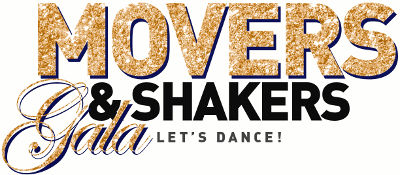 Movers and Shakers Gala logo