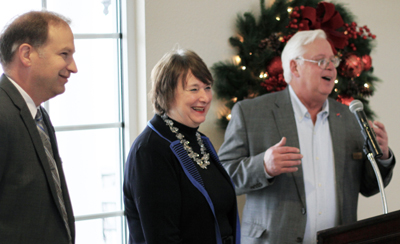 Hospitality partnership at Lakeland