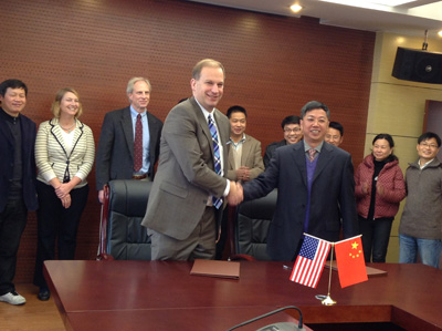 Lakeland expands relationship with Chinese schools