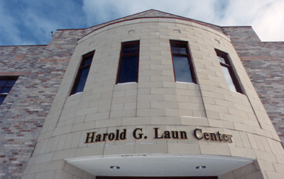 Lakeland College Harold G. Laun Center for Business and Technology