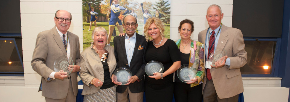 Alumni Award 2015 Recipients