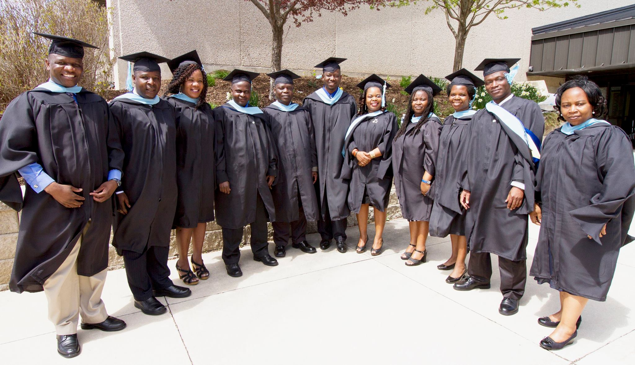 cohort 2 graduation