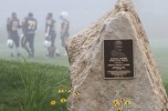 Homecoming dedications celebrate football, wrestling