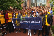 Lakeland welcomed largest incoming class in a decade